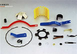 automobile fittings, motor, axle equipment spring